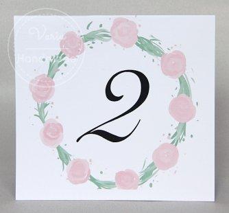 Numerki na stoły weselne_wzór 02 - 0