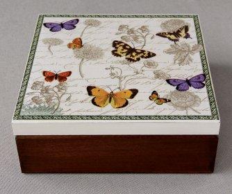 Pudełko Motyle_Na Zamówienie - 0