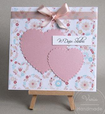 Kartka Życzenia z okazji Ślubu - 0