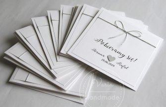 Zaproszenie na ślub (Wzór 22) - 0