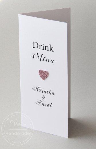 Menu drink - 0