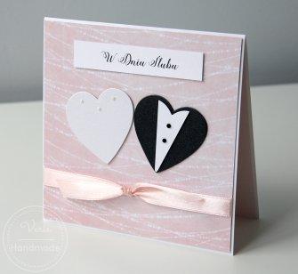 Kartka ślubna  - Nowożeńcy - 0
