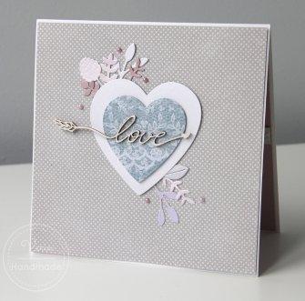 Kartka romantyczna nr 24 - 0