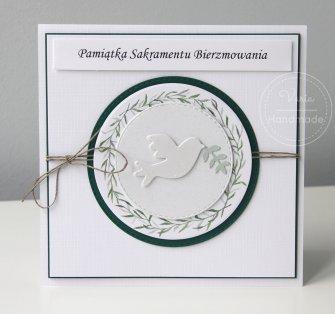 kartka na urozystość sakramentu bierzmowania nr 25 - 0